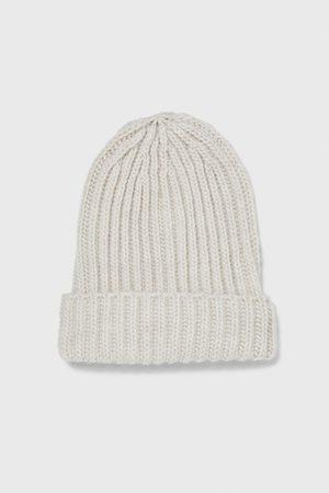 Zara Hats - RIB KNIT HAT