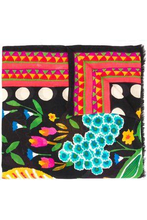La DoubleJ Printed scarf
