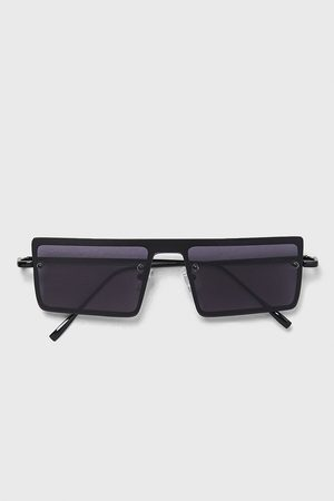 Zara SUNGLASSES WITH SCREEN-SHAPED FRAMES