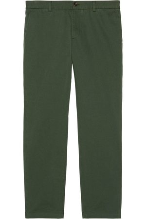 Gucci Cotton drill chino