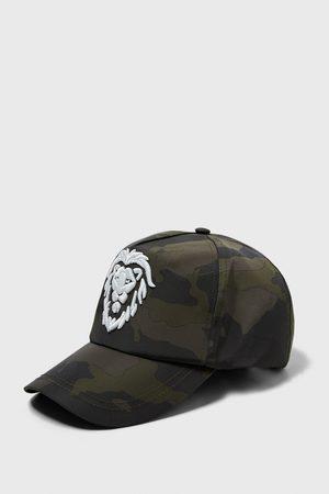 Zara EMBROIDERED CAMOUFLAGE CAP