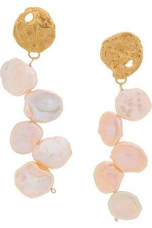 Alighieri La Jetee Pearl earrings