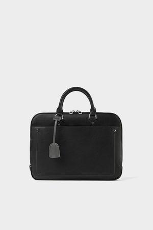 Zara Briefcases - BASIC BRIEFCASE