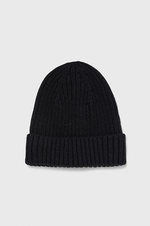 Zara Hats - RIBBED HAT