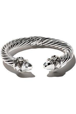 David Yurman Women Bracelets - Renaissance Cable cuff bracelet