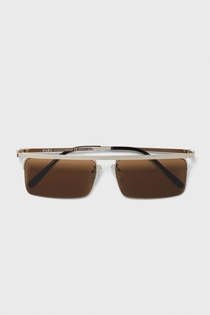 Zara AVIATOR SUNGLASSES