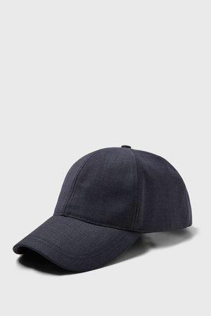 Zara Caps - TEXTURED PEAK CAP