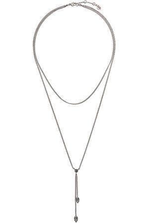 Alexander McQueen Skulls pendant necklace