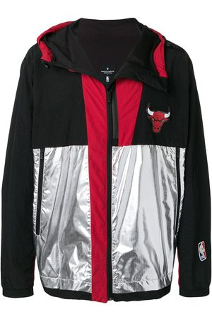 MARCELO BURLON Chicago Bulls windbreaker