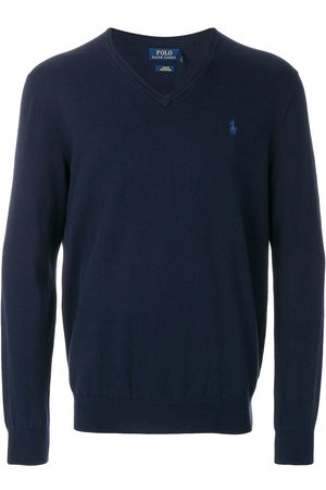 Polo Ralph Lauren Logo V-neck sweater