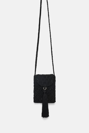 Zara CROSSBODY MOBILE PHONE CASE