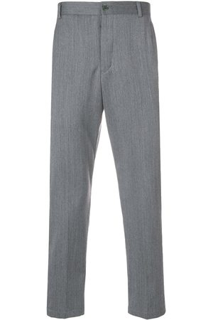 Thom Browne Rwb Stripe Unconstructed Chino