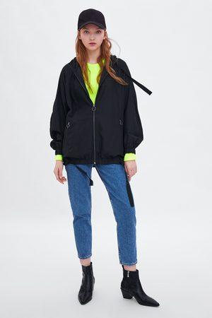 Zara CONVERTIBLE WINDBREAKER/BAG