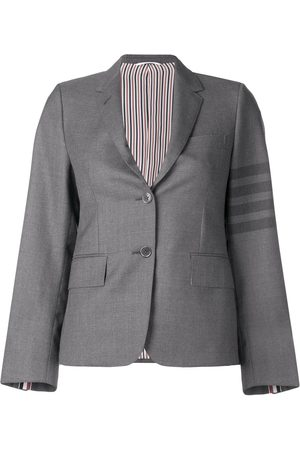 Thom Browne Women Jackets - 4-Bar Narrow Uniform Sport Coat