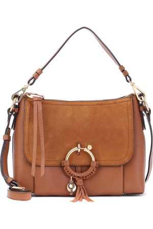 Chloé Joan Small leather crossbody bag