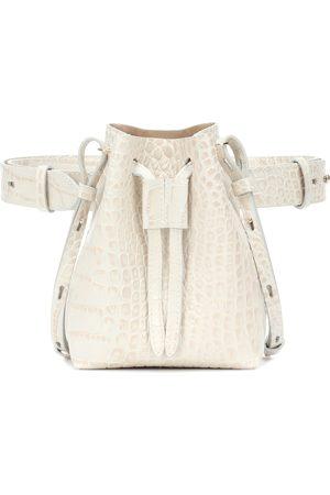 Nanushka Minee faux-leather belt bag