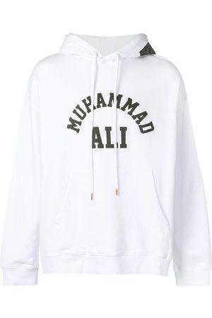 MARCELO BURLON X Muhammad Ali Square hoodie