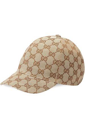 Gucci Kids Original GG canvas hat