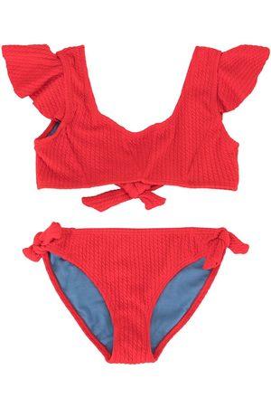 Duskii Yara ruffle bikini set