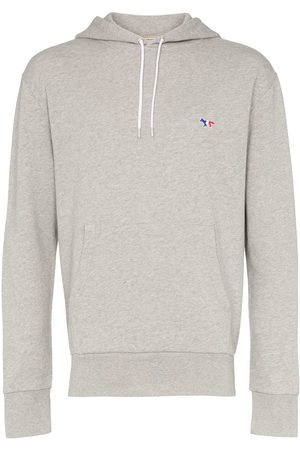 Maison Kitsuné Hooded cotton sweatshirt