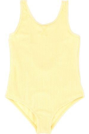 Duskii Amelie textured swimsuit