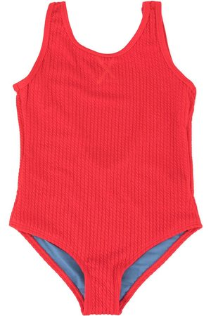 Duskii Girls Swimsuits - Yara textured swimsuit