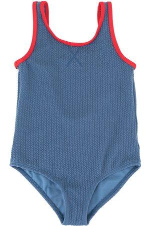 Duskii Zoe textured swimsuit