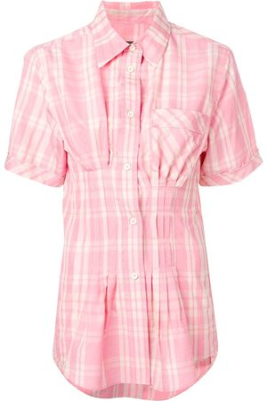 Isabel Marant Checked SS blouse