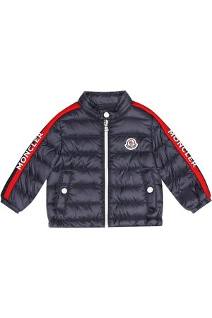 Moncler Aceton quilted down jacket