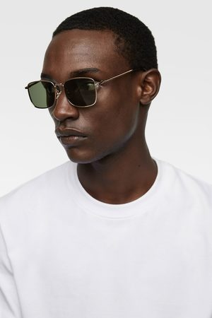 Zara METALLIC SUNGLASSES