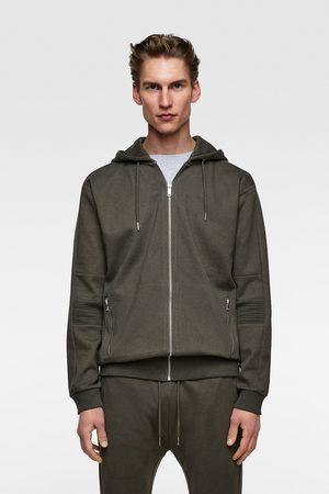 Zara Biker hoodie