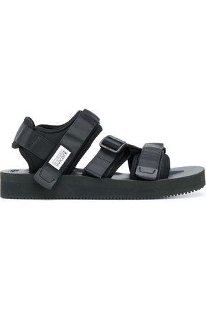SUICOKE Men Sandals - Hook & loop strappy sandals