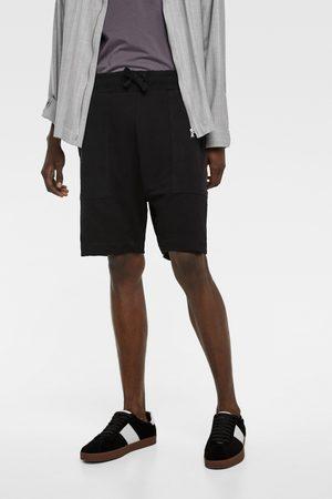 Zara Men Bermudas - Bermuda shorts with pockets