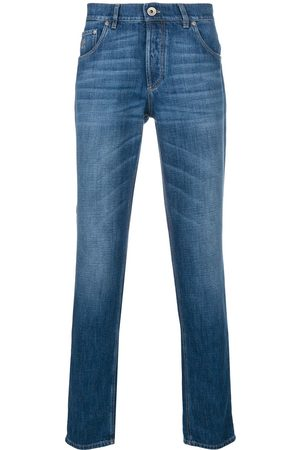 Brunello Cucinelli Slim-fit jeans