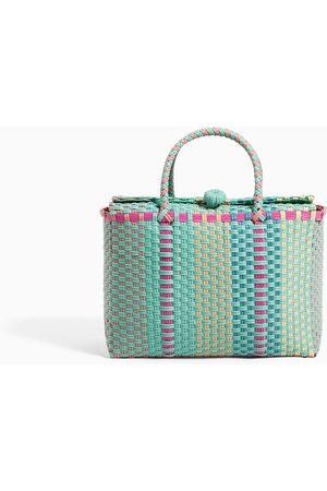 Zara Braided duffle bag