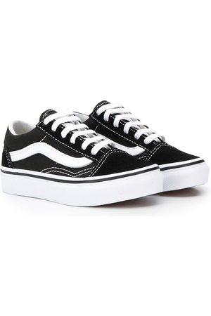 Vans Kids Flat lace-up sneakers