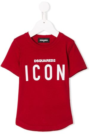 Dsquared2 Icon logo print T-shirt