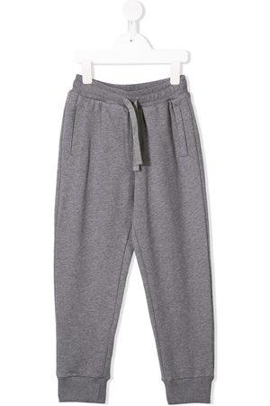 Dolce & Gabbana Boys Trousers - Logo track pants