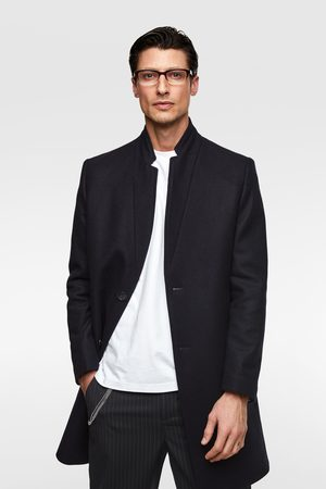 Zara Lapel collar coat