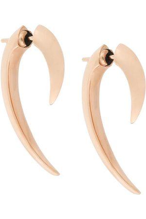 SHAUN LEANE 18kt rose gold 'Talon' earrings