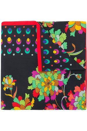 La DoubleJ Floral print scarf
