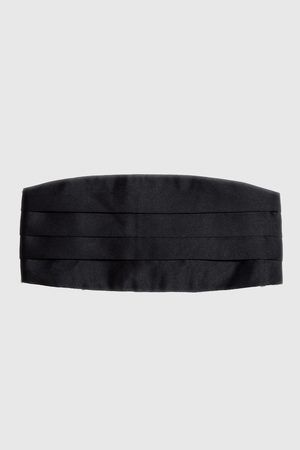 Zara Satin sash belt