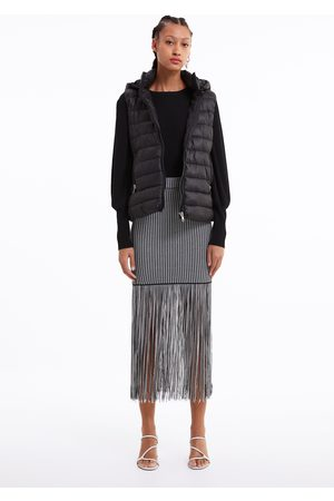 Zara Padded gilet with hood