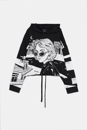 Zara Women in art collection sweatshirt © ana mushell 2019