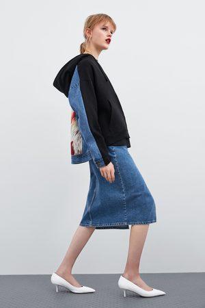Zara Women in art collection sweatshirt © thani mara 2019