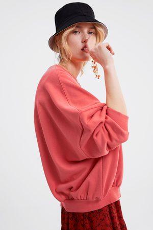 Zara Soft-touch sweatshirt