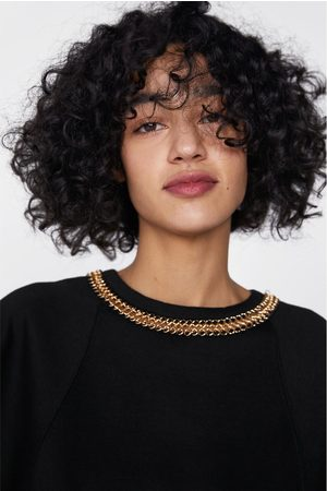 Zara Chain neck sweatshirt
