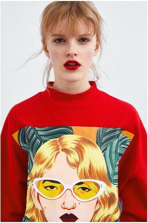 Zara Women in art collection sweatshirt © bijou karman 2019
