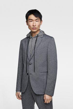 Zara 4-way stretch comfort blazer