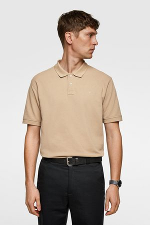 Zara Basic polo shirt